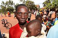 healthpost in Burundi