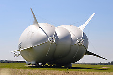 Airlander maiden flight | Cardigan | 14 August 2016