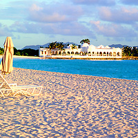 Cap Juluca Beachfront Resort in Anguilla, British West Indies