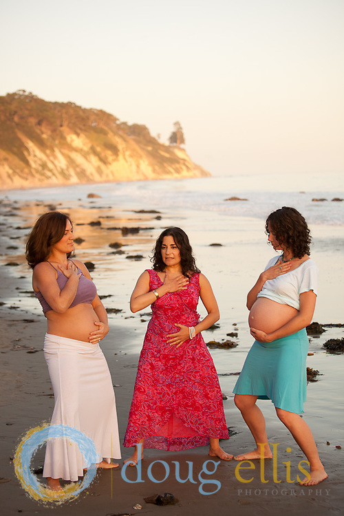CA Lifestyle and Pregnant Mother Pictures, Santa Barbara CA