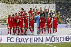 Bayern Munich VS Eintracht Frankfurt - 12 Aug 2018