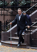 Nov. 12, 2015 - New York City, NY, USA - <br /> <br /> Actor Alec Baldwin was on the Brooklyn set of the new movie 'Blind' on November 12 2015 in New York City <br /> ©Exclusivepix Media