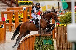 Klimke Ingrid, GER, Horseware Hale Bob<br /> Aachen - CHIO 2019<br /> SAP-Cup<br /> Teilprüfung Cross-Country<br /> 20. Juli 2019<br /> © www.sportfotos-lafrentz.de/Dirk Caremans