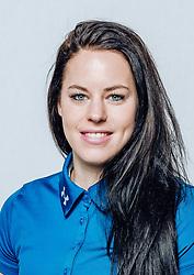 18.05.2019, DB Schenker, Kufstein, AUT, OeSV Portraits, im Bild Stephanie Brunner (Alpin Damen) // Stephanie Brunner (Alpin Damen) during the official Austrian Ski Federation 2019/ 2020 Portrait Session at the DB Schenker in Kufstein, Austria on 2019/05/18. EXPA Pictures © 2019, PhotoCredit: EXPA/ JFK