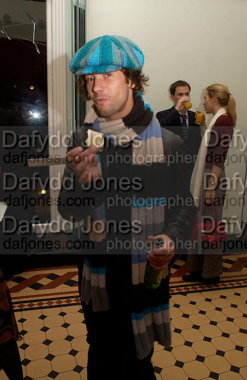 Jay Kay, European premiere of Cirque de Soleil's Dralion, Royal Albert Hall and afterwards at the Natural History Museum, 8 January 2003.  .© Copyright Photograph by Dafydd Jones 66 Stockwell Park Rd. London SW9 0DA Tel 020 7733 0108 www.dafjones.com
