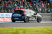 Ben Colburn(GBR) Westbourne Motorsport during Round 14 of the Renault UK Clio Cup at Knockhill Racing Circuit, Dunfermline, Scotland on 15 September 2019.