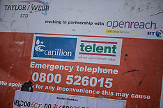 21 Jan 2018 - Partner companies take up the slack as outsourcing firm Carillion goes bust.