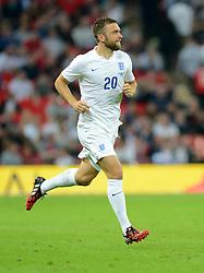 England's Rickie Lambert (Liverpool)- Photo mandatory by-line: Alex James/JMP - Mobile: 07966 386802 - 3/09/14 - SPORT - FOOTBALL - London - Wembley Stadium - England v Norway - International Friendly