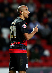 Karl Henry of Queens Park Rangers  - Mandatory byline: Matt McNulty/JMP - 12/01/2016 - FOOTBALL - Ewood Park - Blackburn, England - Blackburn Rovers v QPR - SkyBet Championship