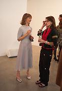 EMMA ROBERTSHAW; FRANCA MERCATI, Pilar Ordovas hosts a Summer Party in celebration of Calder in India, Ordovas, 25 Savile Row, London 20 June 2012