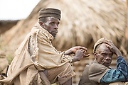 Without a vocabulary to converse in the past, nor words for the future, Batwa men are in limbo following their forced extradition from their ancestral forest.