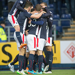 Falkirk 2 v 1 Brechin City, Scottish Cup fifth round.