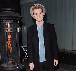 Charlie Mills attends LCM a/w 2015: Christopher Raeburn and Mens Health Party at The Sanderson Hotel, Berners Street, London on Saturday 10 January 2015