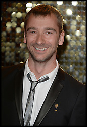 Charlie Condou attends the British Soap Awards 2014 at the Hackney Empire, London, United Kingdom. Saturday, 24th May 2014. Picture by Andrew Parsons / i-Images
