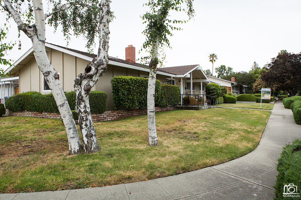 4066 Alberstone Drive, San Jose, California.  Home for sale by realitor Jesse Dogillo. (Stan Olszewski/SOSKIphoto)