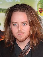 LONDON - JANUARY 05: Tim Minchin attends the Cirque du Soleil Totem premiere at the Royal Albert Hall, London, UK on January 05, 2012. (Photo by Richard Goldschmidt)