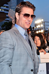 59619346 .Tom Cruise at the Japan Premiere from Oblivion in the Roppongi Hills Arena, Tokyo, Japan, May 8, 2013. Photo by:  imago / i-Images.UK ONLY