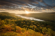 Lake of the Clouds - Porcupine Mountains Wilderness State Park
