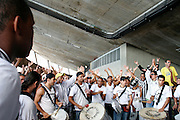 Belo Horizonte_MG, Brasil...Torcida do Atletico Mineiro no Mineirao na final do Campeonato Mineiro 2007...Atletico Mineiro fans in Minerao at the end Football Championship 2007...FOTO: BRUNO MAGALHAES /  NITRO