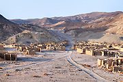 Umm el Howeitat, ghost town, Safaga, Egypt, Africa