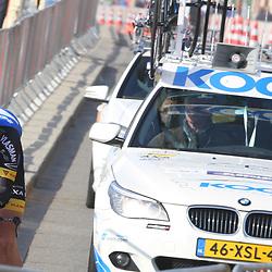 Olympia's Tour 2013 proloog Katwijk Wim Stroetinga