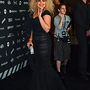 Tallia Storm arrivers at AIM Independent Music Awards at the Roundhouse on 3 September 2019, Camden Town, London, UK.