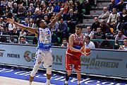 DESCRIZIONE : Campionato 2015/16 Serie A Beko Dinamo Banco di Sardegna Sassari - Consultinvest VL Pesaro<br /> GIOCATORE : Nicolo Basile<br /> CATEGORIA : Penetrazione<br /> SQUADRA : Consultinvest VL Pesaro<br /> EVENTO : LegaBasket Serie A Beko 2015/2016<br /> GARA : Dinamo Banco di Sardegna Sassari - Consultinvest VL Pesaro<br /> DATA : 23/11/2015<br /> SPORT : Pallacanestro <br /> AUTORE : Agenzia Ciamillo-Castoria/L.Canu