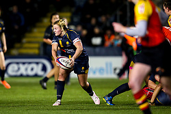Taz Bricknell of Worcester Warriors Women - Mandatory by-line: Robbie Stephenson/JMP - 11/01/2020 - RUGBY - Sixways Stadium - Worcester, England - Worcester Warriors Women v Richmond Women - Tyrrells Premier 15s