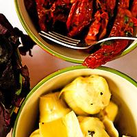 Organic prdduce, food, fork,