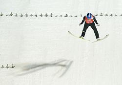 06-02-2014 SCHANSSPRINGEN: OLYMPIC GAMES: SOTSJI<br /> Training Schansspringen op het Russki Gorki Jumping Center / Jurij Tepes SLO<br /> ©2014-FotoHoogendoorn.nl<br />  / Sportida