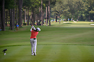 Wei-Ling Hsu (TPE) watches her tee shot on 10 during round 4 of the U.S. Women's Open Championship, Shoal Creek Country Club, at Birmingham, Alabama, USA. 6/3/2018.<br /> Picture: Golffile | Ken Murray<br /> <br /> All photo usage must carry mandatory copyright credit (© Golffile | Ken Murray)