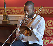 Trombone Shorty at the WHite House