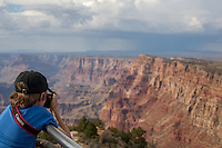 Grand Canyon with a Canon camera