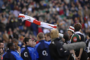 Twickenham, GREAT BRITAIN, Mr ENGLAND, during the, Investec 2006 Rugby Challenge, England vs South Africa, at Twickenham Stadium, ENGLAND on Sat 25.11.2006. [Photo, Peter Spurrier/Intersport-images]