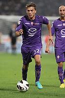 """Adam Ljajic Fiorentina<br /> Firenze 25/09/2012 Stadio """"Franchi""""<br /> Football Calcio Serie A 2012/13<br /> Fiorentina v Juventus<br /> Foto Insidefoto Paolo Nucci"""