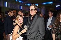 Alexa Cruickshank and Stuart Worden, Awards Foyer, BRIT School