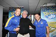 Leeds Rhinos celebrate Super Leage title 081017