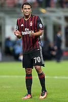 Milano 20.09.2016 - Serie A 2016-17 - 5a giornata - Milan-Lazio - Nella foto: Carlos Bacca  - Milan