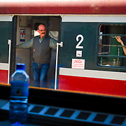POLAND / POLONIA<br /> Recorrido en tren hacia la ciudad de Jastrowie<br /> Photography by Aaron Sosa<br /> Polonia 2008<br /> (Copyright © Aaron Sosa)