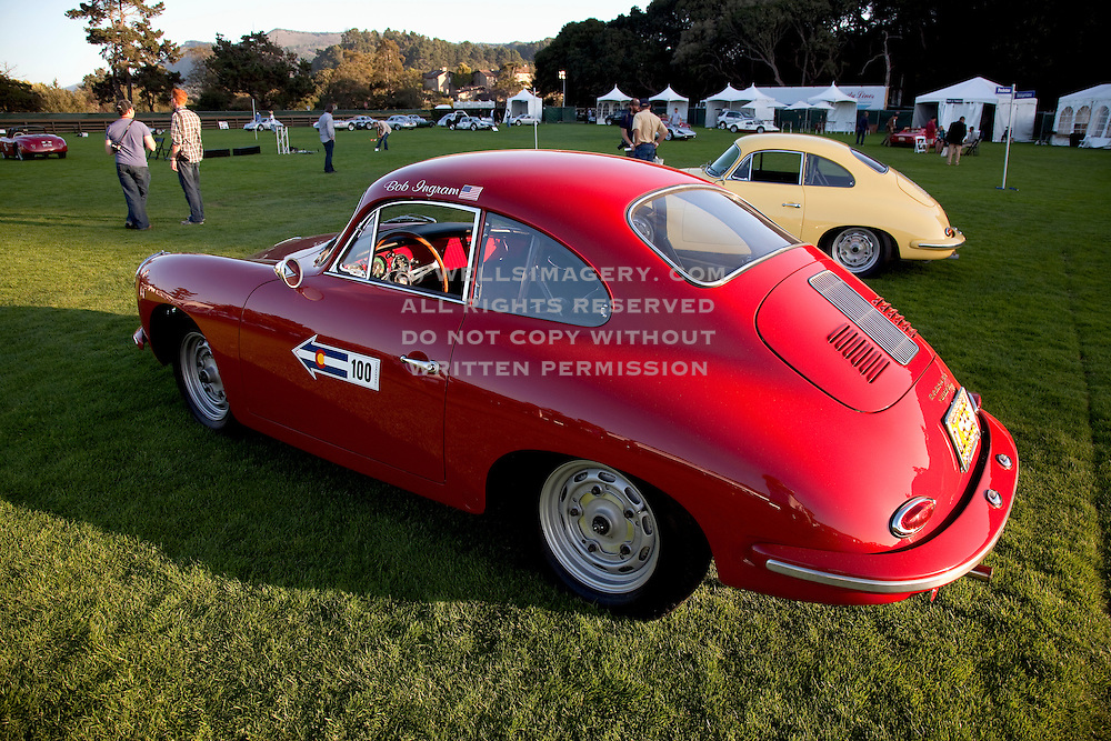 Porsche 356s at cool car events, Porsche 356 automobiles, pictures ...