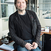 NLD/Zaandam/20140408 - Perspresentatie SBS serie Rechercheur Ria, Victor Löw