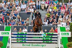 KLIMKE Ingrid(GER), SAP Hale Bob OLD<br /> Luhmühlen - LONGINES FEI Eventing European Championships 2019<br /> Finales Springen<br /> Show Jumping<br /> 01. September 2019<br /> © www.sportfotos-lafrentz.de/Dirk Caremans