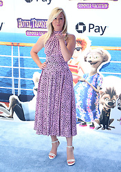 "Elisabeth Rohm at the premiere of ""Hotel Transylvania 3: Summer Vacation"" held at the Westwood Village Theatre in Los Angeles"