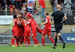 Leyton Orient - Mandatory byline: Neil Brookman/JMP - 07966386802 - 29/08/2015 - FOOTBALL - Matchroom Stadium -Leyton,England - Leyton Orient v Bristol Rovers - Sky Bet League Two