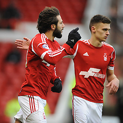 Nottingham Forest v West Ham | FA Cup | 5 January 2014