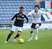 Luka Tankulic and former Dee Lewis Toshney - Raith Rovers v Dundee, pre-season friendly at Starks Park<br /> <br />  - &copy; David Young - www.davidyoungphoto.co.uk - email: davidyoungphoto@gmail.com