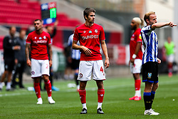 Adam Nagy of Bristol City looks on - Rogan/JMP - 28/08/2020 - Ashton Gate Stadium - Bristol, England - Bristol City v Sheffield Wednesday - Sky Bet Championship.