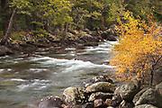 Stillwater River, Montana.
