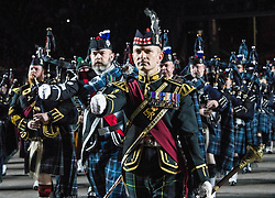 Royal Edinburgh Military Tattoo at Edinburgh Castle