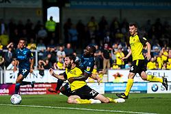 Abu Ogogo of Bristol Rovers takes on John-Joe O'Toole of Burton Albion - Mandatory by-line: Robbie Stephenson/JMP - 31/08/2019 - FOOTBALL - Pirelli Stadium - Burton upon Trent, England - Burton Albion v Bristol Rovers - Sky Bet League One